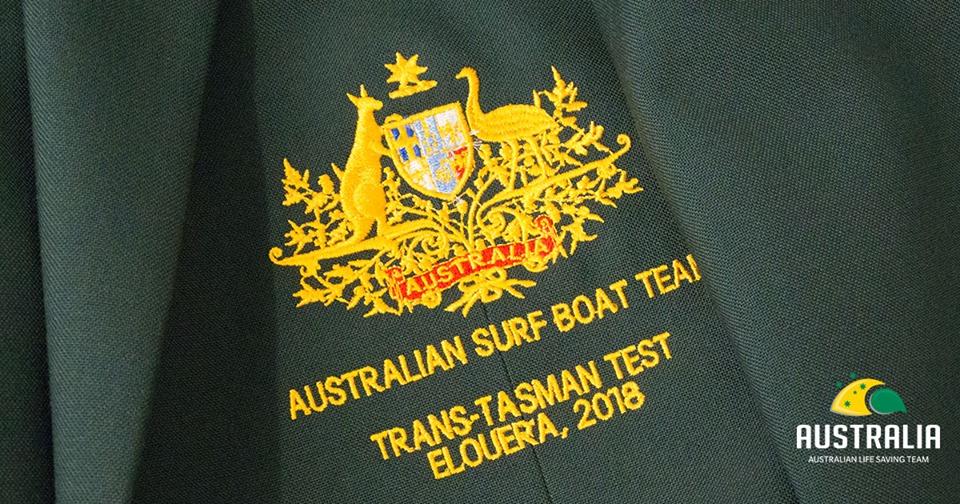 australian surf boat team